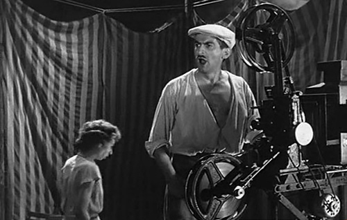 Фільм «Хліб у траві» (1954): 500x318