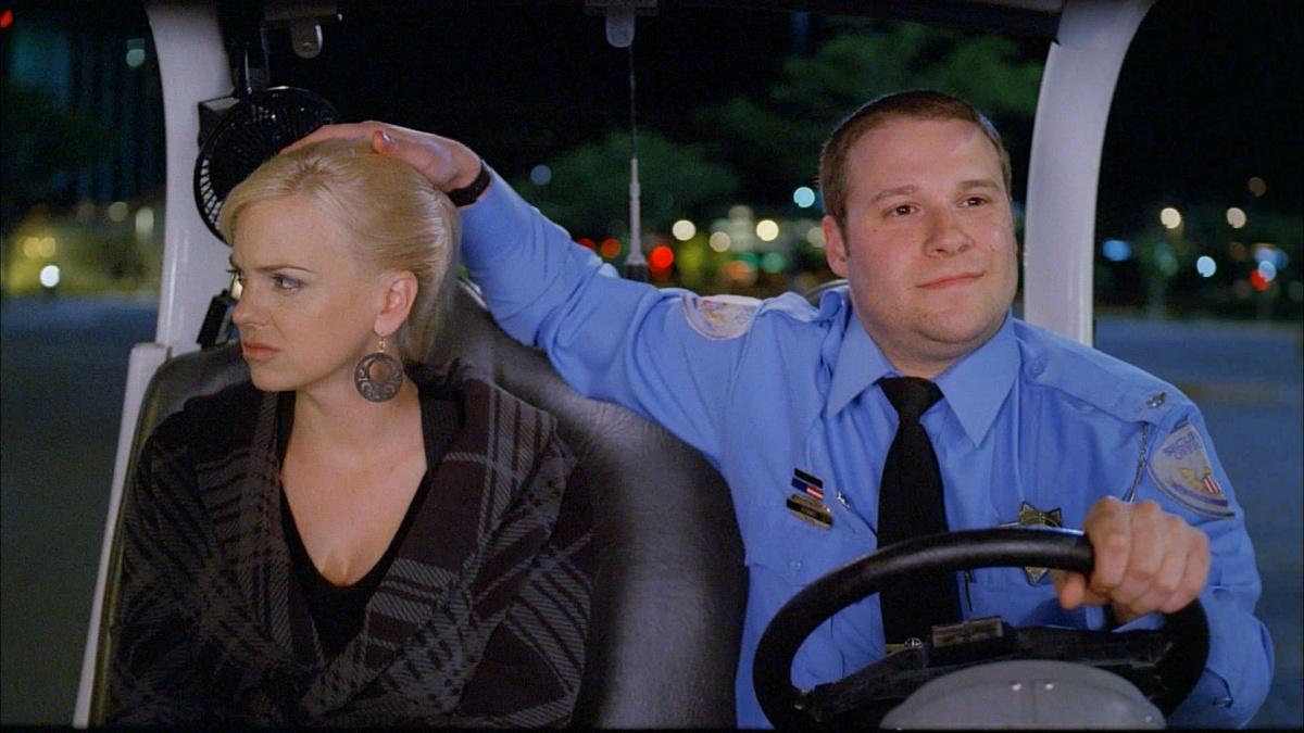 Фільм «Типу крутий охоронець» (2009): Сет Роґен, Ганна Феріс 1200x675