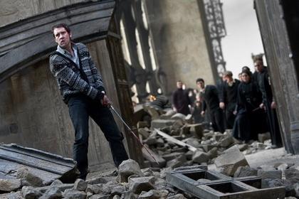 «Гаррі Поттер i Смертельні Реліквії. Частина 2» — кадри