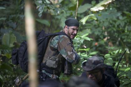 «У тилу ворога: Колумбія» — кадри