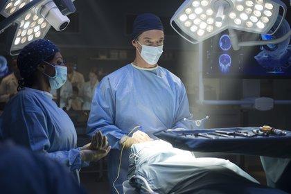 «Доктор Стрендж» — кадри