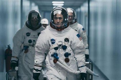 «Человек на Луне» — кадры