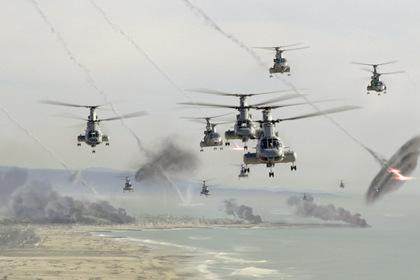 «Глобальне вторгнення: Битва Лос-Анджелес» — кадри