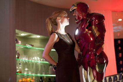 «Железный человек 2» — кадры