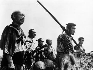 «Семь самураев» — кадры