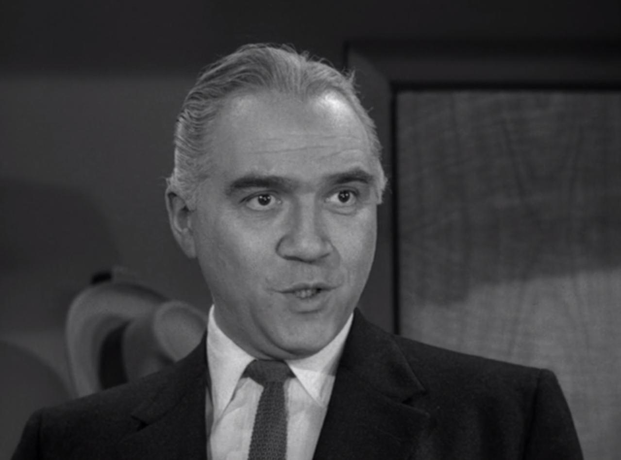 Серіал «Альфред Гічкок представляє» (1955 – 1962): Лорн Грін 1 сезон, 27 епізод — «Help Wanted» 1279x948