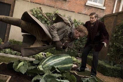 «Холмс & Ватсон» — кадри