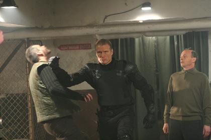 «Универсальный солдат 3: Возрождение» — кадры