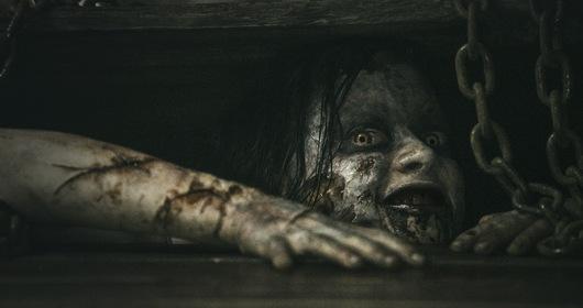 «Зловещие мертвецы: Черная книга» — кадры