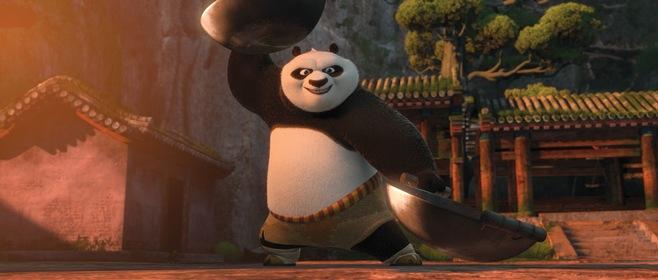 «Панда Кунг-Фу 2» — кадри