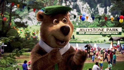 «Ведмідь Йогі» — кадри