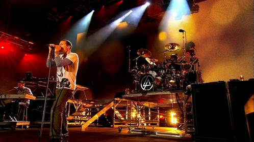 «Linkin Park: Дорога к революции» — кадры