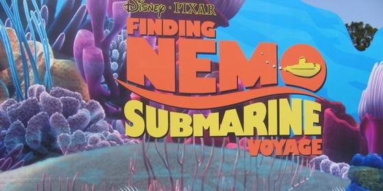 «В поисках Немо: Подводное путешествие» — кадри