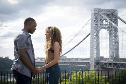 «На висотах Нью-Йорка» — кадри