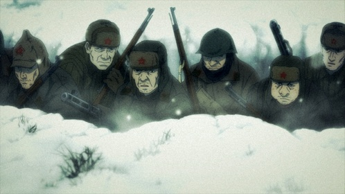 «Перший загін» — кадри