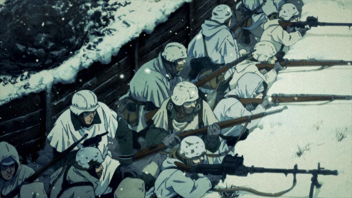 Мультфільм «Перший загін» (2009): 1200x675