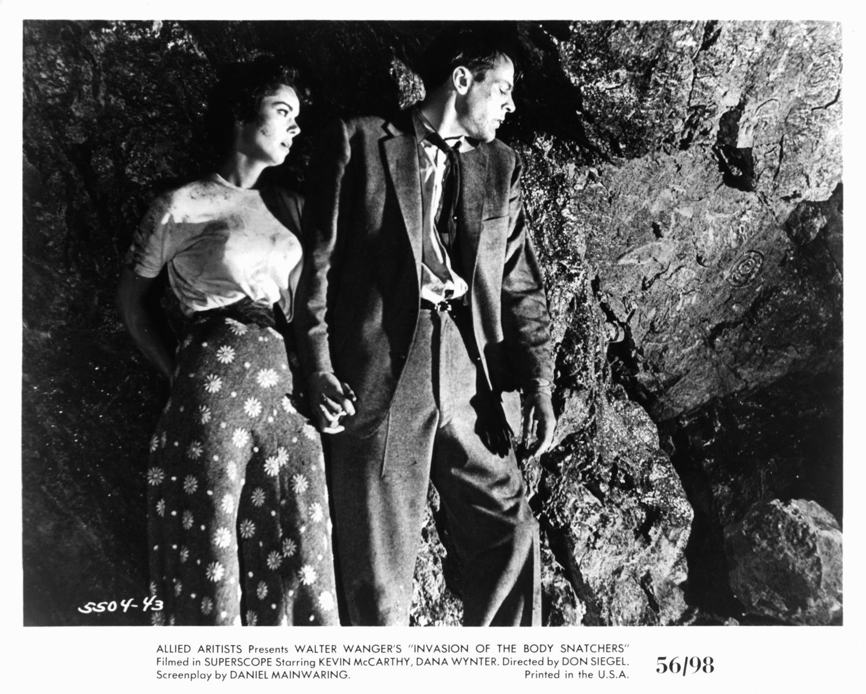 Фільм «Вторгнення викрадачів тіл» (1955): Дана Зимові, Кевін Маккарті 1500x1203