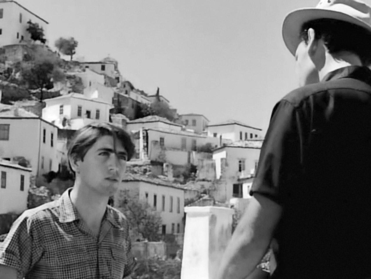 Фільм «Девушка в чёрном» (1956): Анестіс Влахос 1280x965