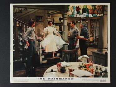 «Продавец дождя» — кадры
