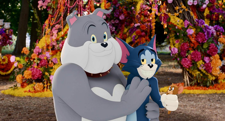 Мультфильм «Том и Джерри» (2021): 1500x810