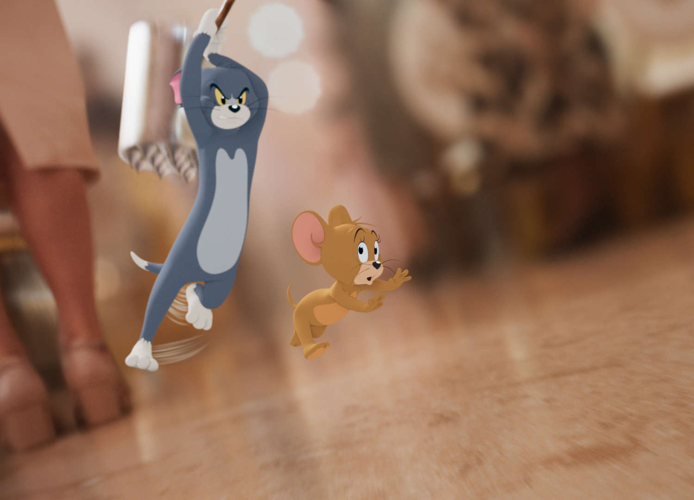 Мультфильм «Том и Джерри» (2021): 1500x1081