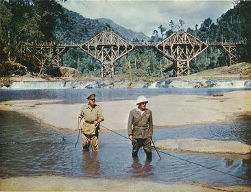 «Мост через реку Квай» — кадры