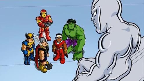 «Загін супергероїв» — кадри