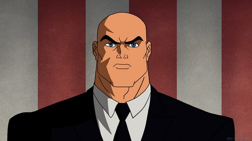 «Супермен/Бетмен: Вороги суспільства» — кадри