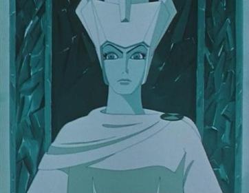 «Снігова королева» — кадри