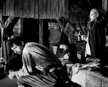 «Салемские колдуньи» — кадри