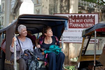 «Найекзотичніший готель «Меріголд»» — кадри