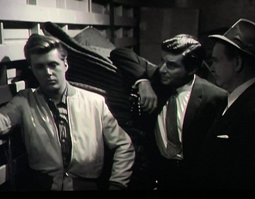 «Сансет-Стрип, 77» — кадри