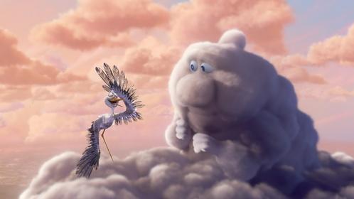 «Мінлива хмарність» — кадри