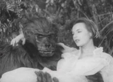 «Невеста и чудовище» — кадри