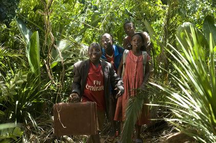 «Большие приключения в Африке» — кадры