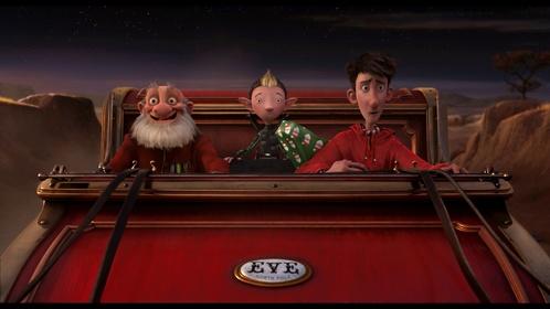 «Місія «Різдвяний порятунок»» — кадри