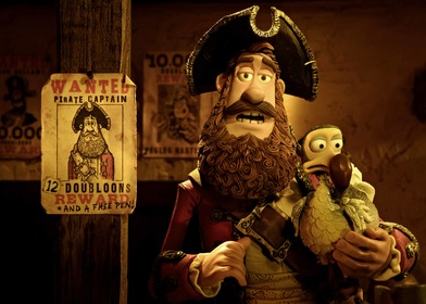 «Пірати! Банда невдах» — кадри