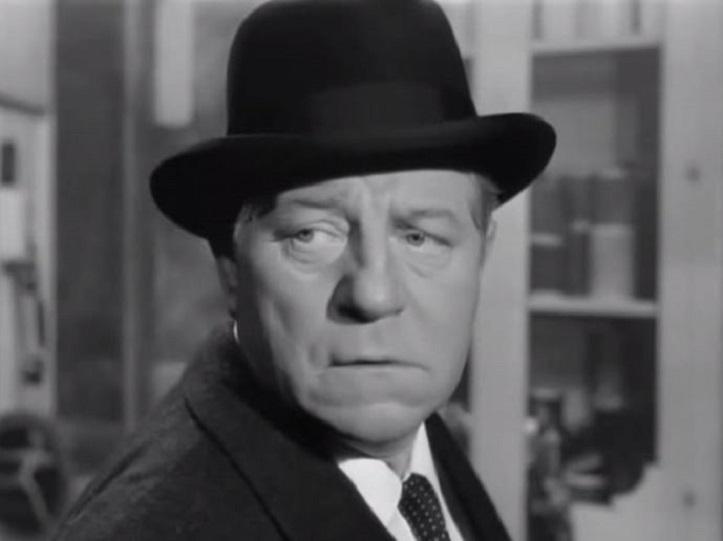 Фільм «У разі нещастя» (1958): Жан Габен 723x541