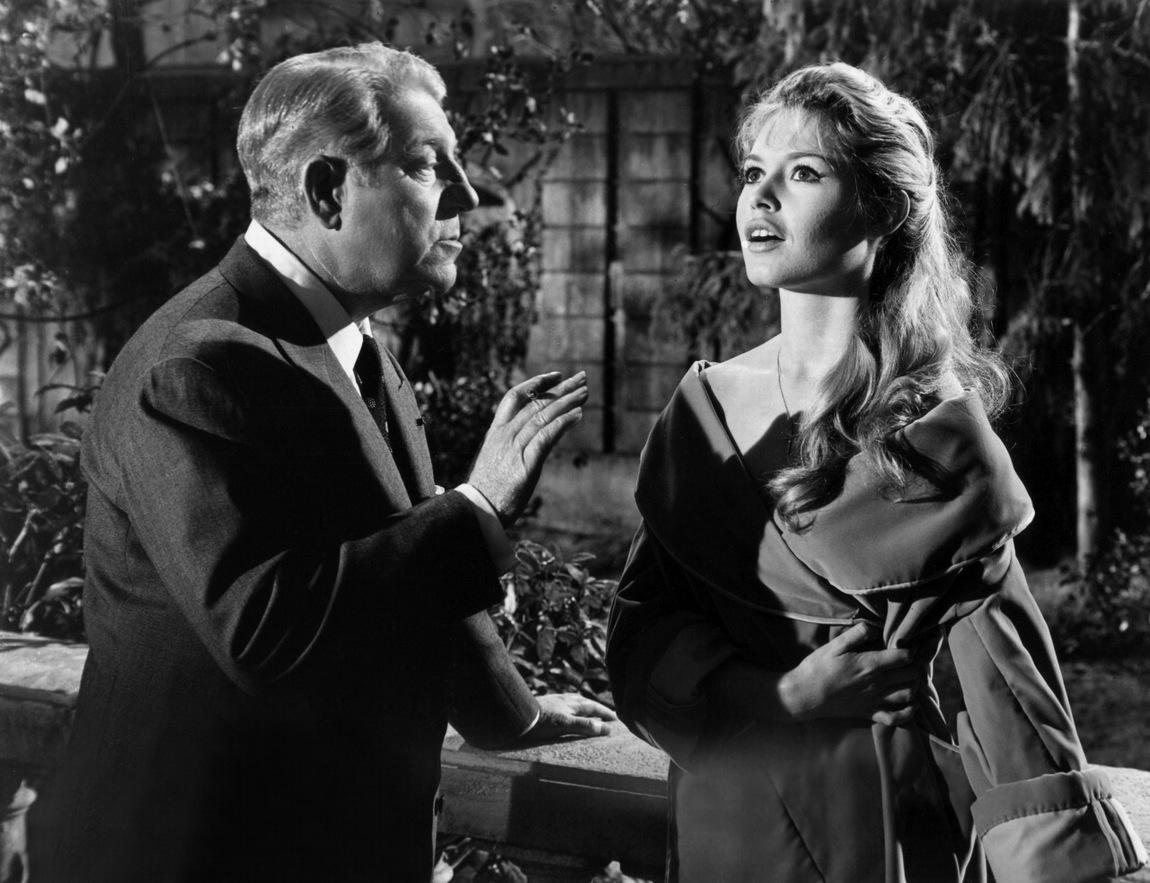 Фільм «У разі нещастя» (1958): Жан Габен, Бріжіт Бардо 1150x883