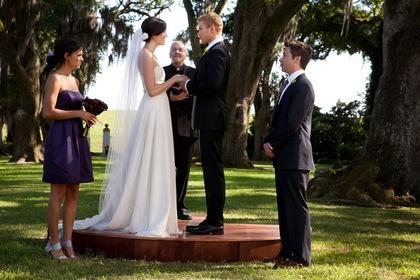 «Сначала любовь, потом свадьба» — кадры