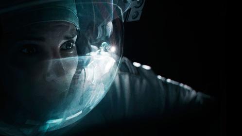«Гравітація» — кадри