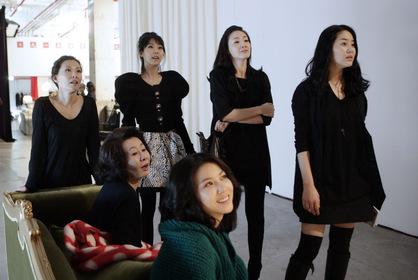 «Актрисы» — кадри