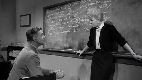 «Любимец учителя» — кадры