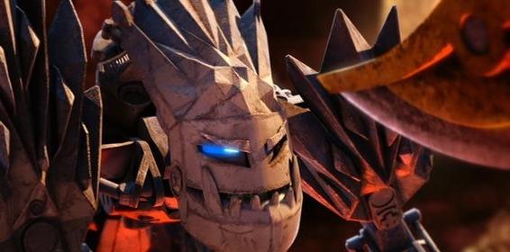 «Бионикл: Легенда возрождается» — кадры