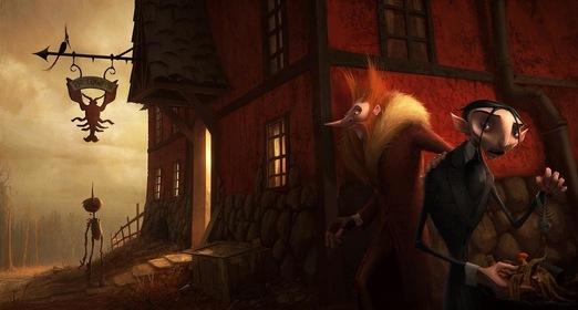 «Пиноккио» — кадры