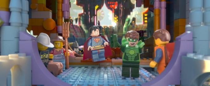 «Лего Фільм» — кадри