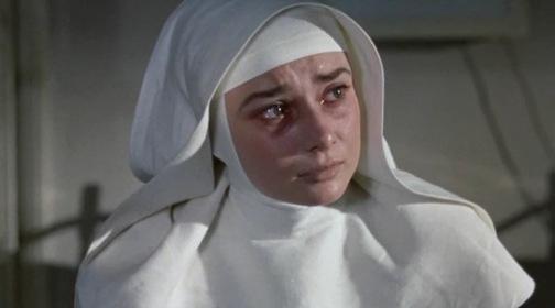 «История монахини» — кадры