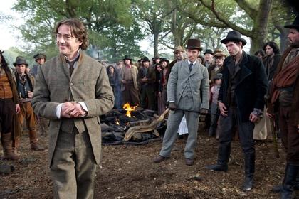 «Шерлок Холмс: Игра теней» — кадры