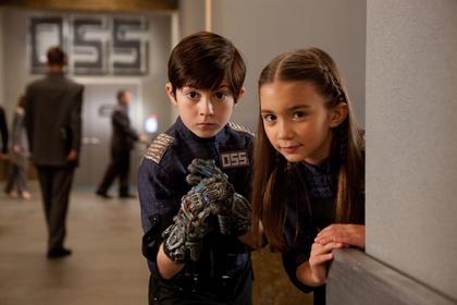 «Дети шпионов 4D» — кадры