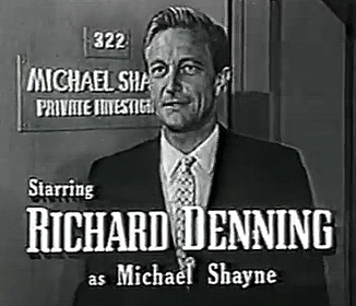 «Майкл Шейн» — кадри
